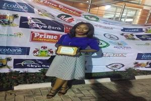 Esther Ijewere-Kalejaiye Bags Double Awards