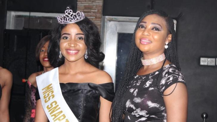 Mariam Ahmed Wins 2017/18 Snap To Stardom