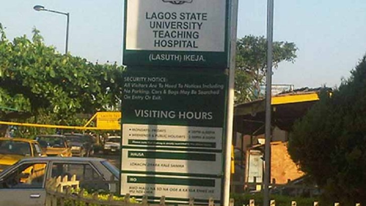 LASUTH Signs PPP for Oxygen Production, Supply