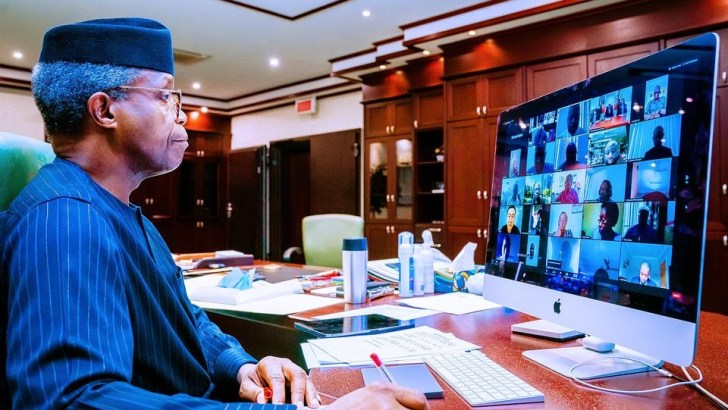 COVID-19: Our Recovery From Pandemic Must Be Innovative, Says Osinbajo