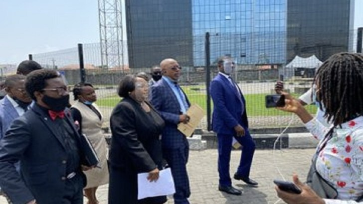 Lekki Shooting: Lagos Panel Finds Five Bullet Casings At Protest Site