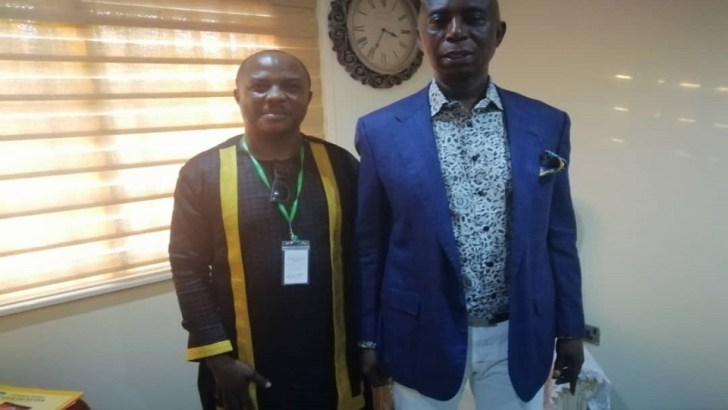Ned Nwoko Becomes NAOSRE Grand Patron