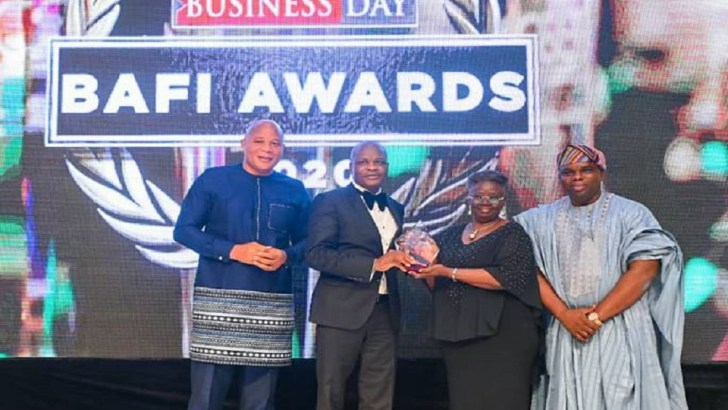 UBA Gets Double Honours At BAFI Awards