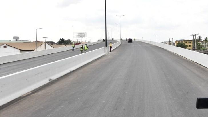 Agege Pen-Cinema Bridge To Be Ready For Use February 2021