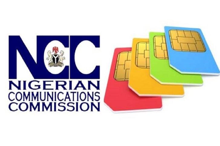 NCC suspends SIM card Reg