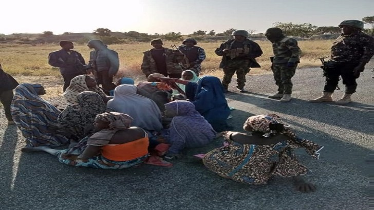 Troops Rescue 23 Kidnapped Victims, Arrests Bandits' Informant In Katsina