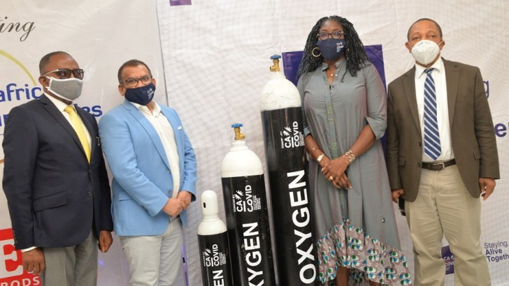 COVID-19: CACOVID Supplies FG With Oxygen To Stem High Death Rate