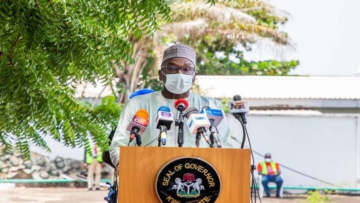 Kwara Governor Dissolves Cabinet