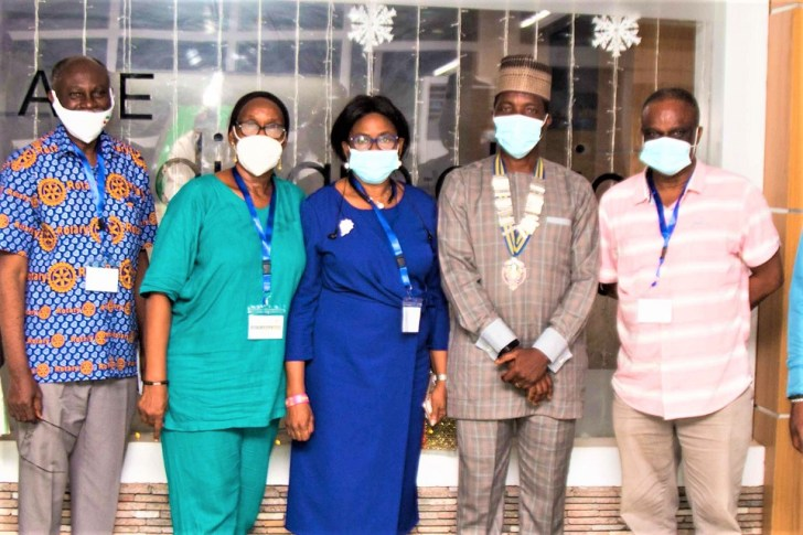 Rotary Blindness Prevention Mission