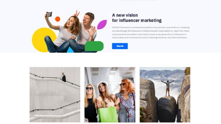 Shams and OMNES Media Unveil An Influencers Platform With Huge Opportunities
