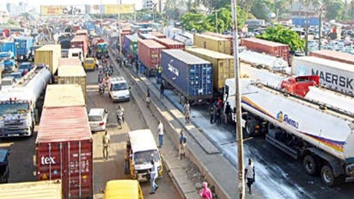 Apapa Gridlock: Lagos, Others Reach Resolution On New E-Call Up System For Trucks Operations