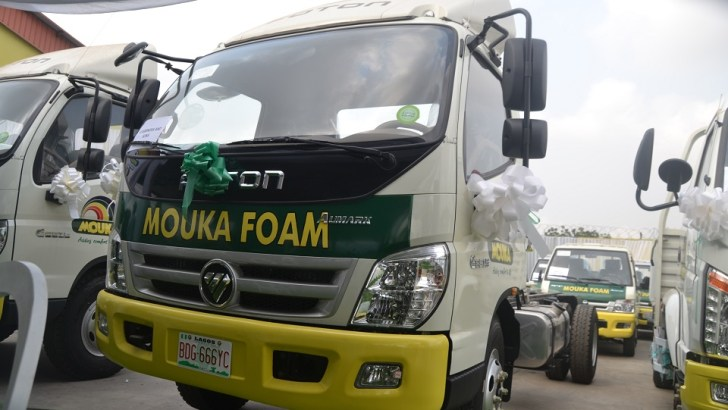 Mouka Rewards Loyalty, Doles Out 54 Trucks to Worthy Business Partners