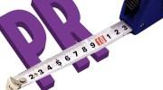 Who should measure PR?