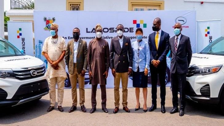 Sanwo-Olu Unveils New Ride-Hailing Taxi Scheme, 'Lagos Ride'