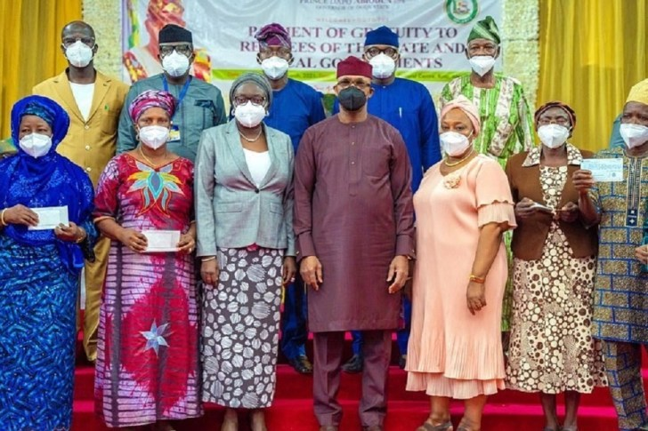 Payment of Gratuity to Retirees in Ogun state