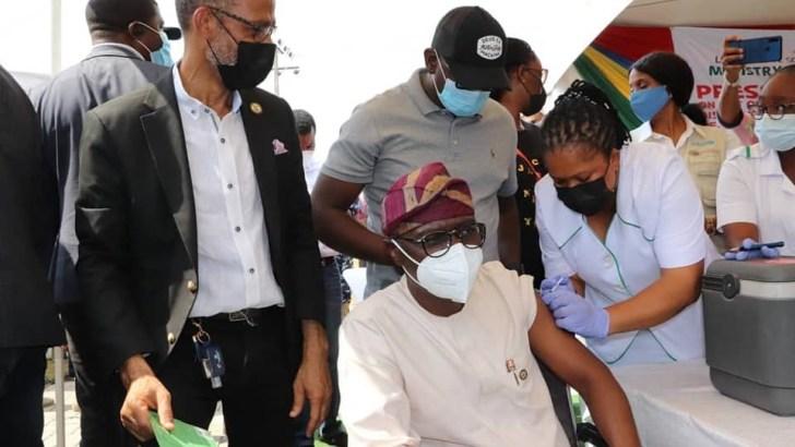 Covid-19: Astrazeneca Vaccine Safe, Sanwo-Olu Reassures Lagosians