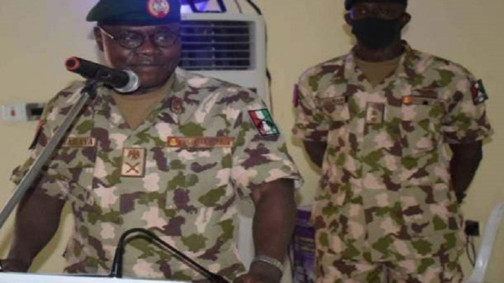 Buhari Appoints Farouk Yahaya as New Chief of Army Staff