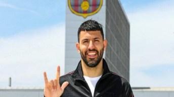 FC Barcelona Completes Signing of Sergio 'Kun' Agüero