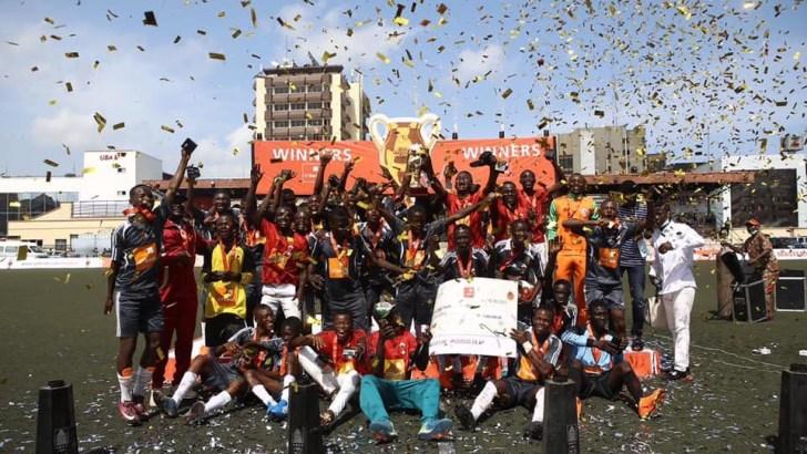 GTBank Masters Cup Season 9: Eko Boys High School, Lead Forte Garden Crowned Champions