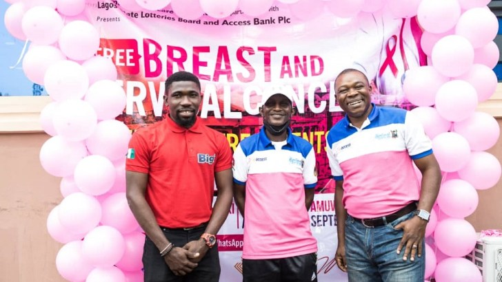 Rite Foods Supports Health Initiative for Women with Breast and Cervical Cancer in Lagos