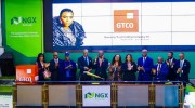 NGX Welcomes Guaranty Trust Holding Company Plc with Closing Gong Ceremony