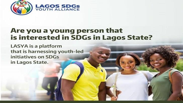 Lagos Launches SDGs Youth Alliance