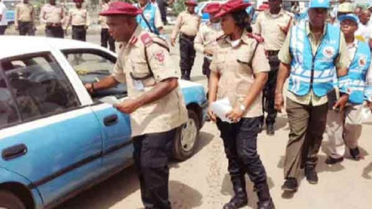 ICPC, FRSC arrests 15 Road Safety Officials over extortion of Motorists