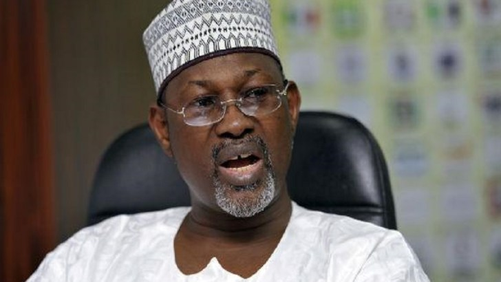 You Contributed In Bringing This 'Failed' APC Govt. – PDP Replies Jega