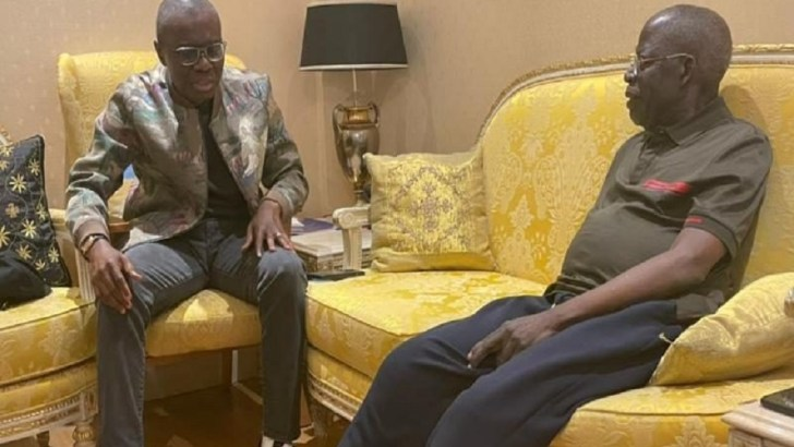 Pictures Don't Lie, Sanwo-Olu Says Tinubu Hale And Hearty