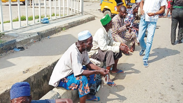 Leave Or Face Sanctions – Lagos Govt. Warns Beggars And Street Hawkers