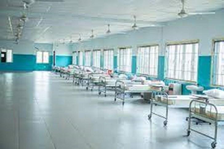 Oyo Isolation centres