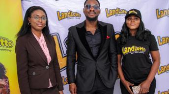 LandLotto Unveils Tobi Bakre as Brand Ambassador