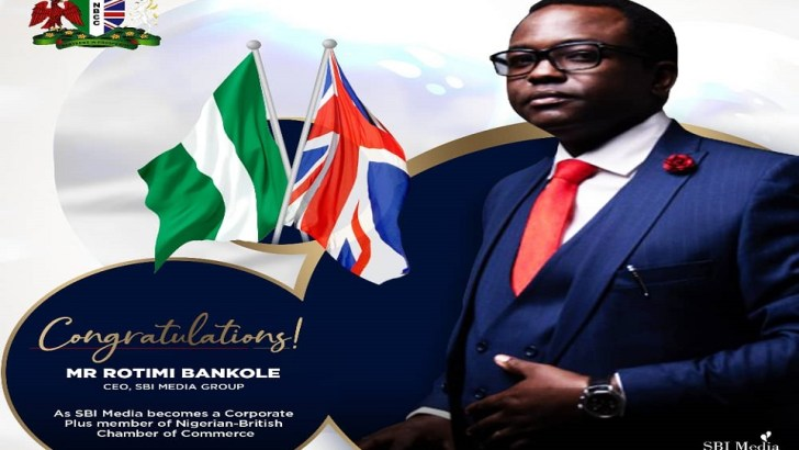 SBI Media Joins the Nigerian-British Chamber of Commerce as a Corporate Plus Member