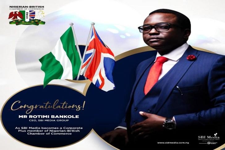 Rotimi Bankole Managing Director, SBI Media Ltd.