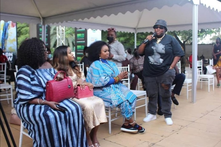 Teni at Eko for Show Festival