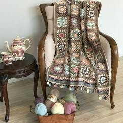 Crochet Christmas Chair Covers Patio Chairs Plastic Best Blankets New 2019 Apronbasket Com Not Only Do They Look Festive On A Sofa Or Are Also Super Comfortable When You Drink Hot Chocolate With Mint And Watch Your Favorite