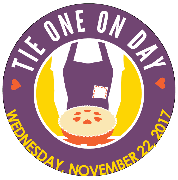 November 22, 2017 - Tie One On Day