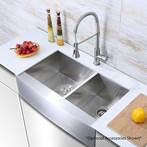 60/40   Apron Sink Shop on zero radius bar sink, zero radius blanco sink, zero radius farmhouse sink,