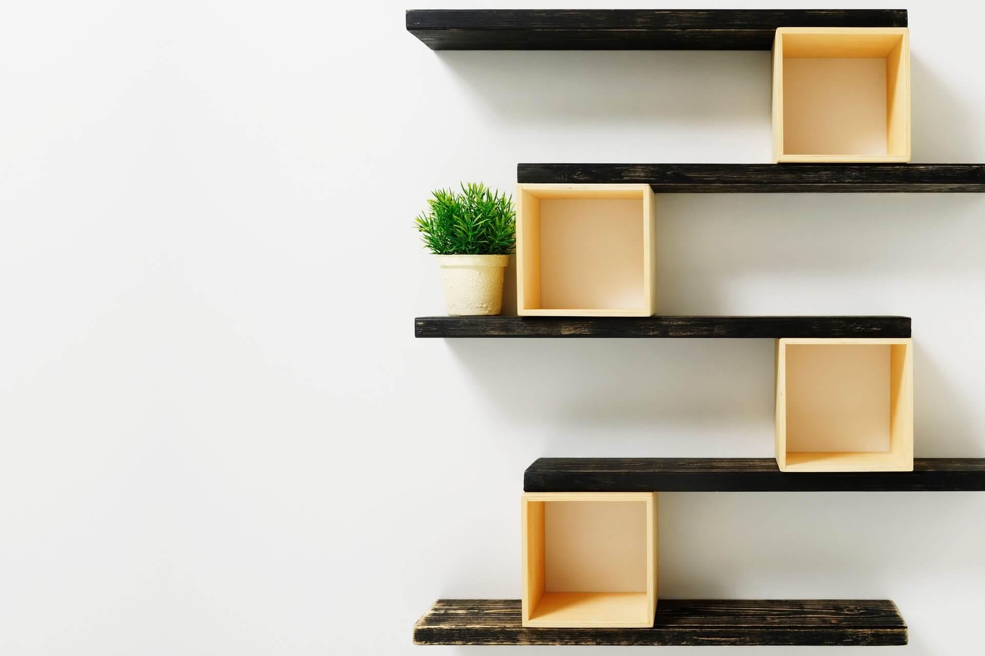 Quando si creano delle rientranze nei muri di casa e non si sa come riempirle, si può pensare di creare una sorta di libreria i cui ripiani sono formati da mensole montate ad incasso. Come Costruire Delle Mensole In Legno A Proposito Di Legno