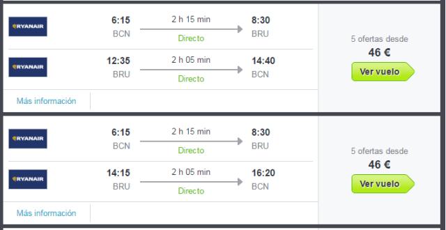 buscar vuelos baratos con fecha sin destino