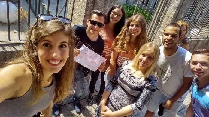 curso subvencionado europa portugal