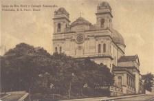 A igreja que MIguelzinho ajudou a construir