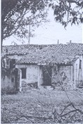 Restos da antiga colônia