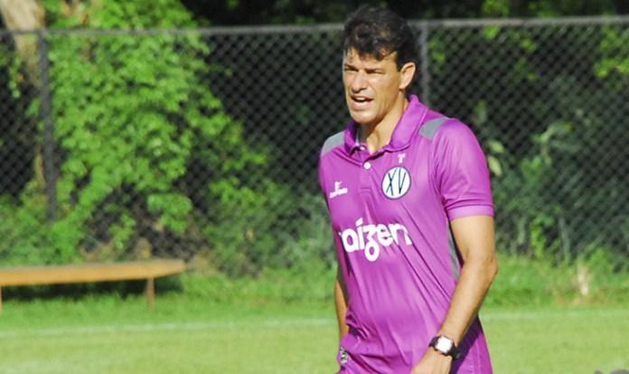 Ronaldo Guiaro será o técnico do XV no estadual Sub-20