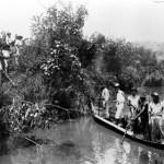 Trabalhadores no Pisca