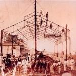 Construção da Estação