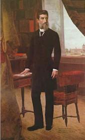 Prudente de Moraes, 1890. Museu Paulista
