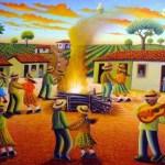 Artista Naif Nerival Rodrigues