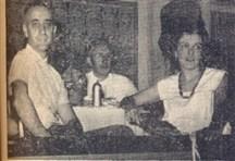 Ranato Catani e senhora