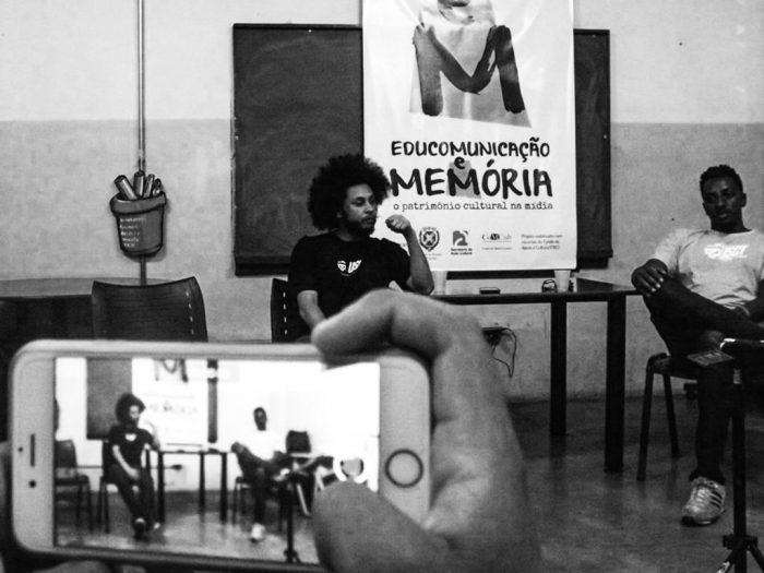Produção audiovisual será trabalhada na Estação da Paulista FOTO LEONARDO RAMOS